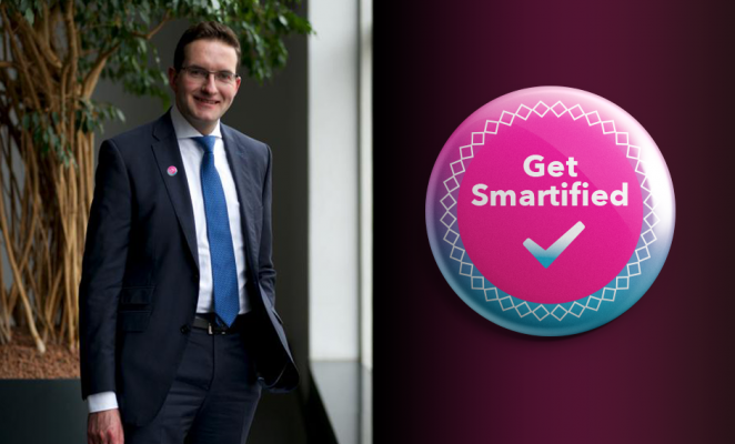 Launch Smartified Martin de Beer